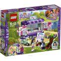 LEGO Friends Конструктор Передвижная творческая мастерская Эммы 41332