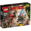 LEGO Ninjago Конструктор Нападение пираньи 70629