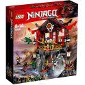 LEGO Ninjago Конструктор Храм воскресения 70643