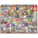 Educa Пазл Мир банкнот