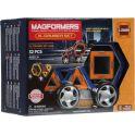 Magformers Магнитный конструктор XL Cruiser Set цвет синий оранжевый