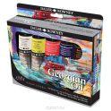 Daler Rowney Набор масляных красок Georgian GOC Mixing Set 5 цветов 75 мл