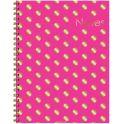Expert Complete Тетрадь Metall Dots 80 листов цвет розовый золотистый формат A5