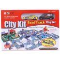 Pioneer Toys Набор машин с гаражом Road Set 1
