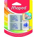 Maped Ластик Essentials Soft цвет белый