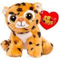 ABtoys Мягкая игрушка Леопард 15 см 109323