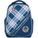 Tiger Family Ранец школьный цвет синий голубой серый