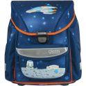 Tiger Family Ранец школьный Космос цвет темно-синий голубой оранжевый