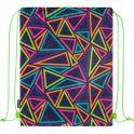 Maxitoys Мешок для обуви Разноцветные треугольники