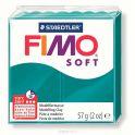 Fimo Soft Глина полимерная цвет темная бирюза