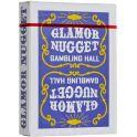"""Карты игральные """"Glamor Nugget"""", цвет: фиолетовый"""