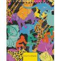Listoff Скетчбук Красочные звери 80 листов