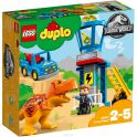 LEGO DUPLO Jurassic World Конструктор Башня Ти-Рекса