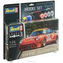 Revell Модель для сборки Набор Автомобиль Porsche 934 RSR Jagermeister