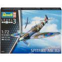 Revell Модель для сборки Истребитель Spitfire Mk.IIa