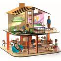 Djeco Дом для кукол Современный дом