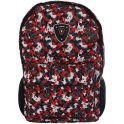 Рюкзак детский Милитари цвет красный серый 1229584