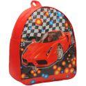 Рюкзак детский Авто цвет черный красный 1354470