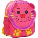 Рюкзак детский Львенок цвет розовый 1653880