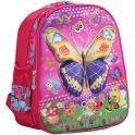 Рюкзак детский Бабочки цвет розовый 2825922