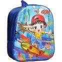Рюкзак детский Скейтбордист цвет синий 2825929