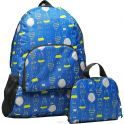 Рюкзак детский Коты цвет синий 2826149