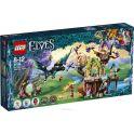 LEGO Elves Конструктор Нападение летучих мышей на Дерево эльфийских звезд 41196