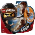 LEGO Ninjago Конструктор Коул — Мастер дракона 70645