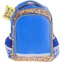 Gulliver Ранец школьный Пикси-дот цвет синий