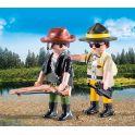 Playmobil Игровой набор Дуо Охотник и следопыт
