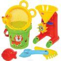 Gowi Набор игрушек для песочницы №1 6 предметов