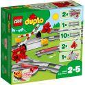 LEGO DUPLO Town Конструктор Рельсы 10882