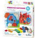 Origami Для Малышей 3D-лепка Пушистые картинки Кот и Пес