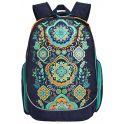 Grizzly Рюкзак школьный цвет темно-синий RG-867-2/1