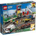 LEGO City Trains Конструктор Товарный поезд 60198
