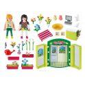 Playmobil Игровой набор Игровой бокс Цветочный магазин