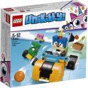 """Конструктор LEGO Unikitty """"Велосипед принца Паппикорна"""". 41452"""