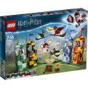 LEGO Пластиковый конструктор Harry Potter Матч по квиддичу