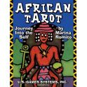 Карты Таро U.S. Games Systems Tarot Cards African