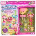"""Игровой набор Happy Places """"Новоселье. Вечеринка принцессы в саду с щеночками"""""""