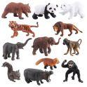 Игрики ZOO TAV002 Фигурка животного маленькая, 12 видов (в ассортименте)