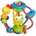 "BRIGHT STARTS 9051 Развивающая игрушка ""Логический шар"""