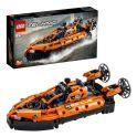 LEGO Technic 42120 Конструктор ЛЕГО Техник Спасательное судно на воздушной подушке
