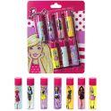 Markwins 9708251 Barbie Игровой набор детской декоративной косметики для губ