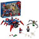 LEGO Super Heroes 76148 Конструктор ЛЕГО Супер Герои Человек-Паук против Доктора Осьминога