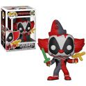 Funko 31120F Фигурка Funko POP! Bobble: Marvel: Deadpool Playtime: Deadpool Clown 31120