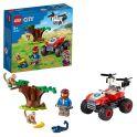 LEGO City 60300 Конструктор ЛЕГО Город Wildlife: Спасательный вездеход для зверей