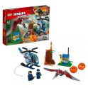 LEGO Juniors 10756 Конструктор ЛЕГО Джуниорс Jurassic World Побег Птеранодона