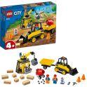 LEGO City 60252 Конструктор ЛЕГО Город Great Vehicles Строительный бульдозер