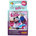 """Panini 8018190006407 Блистер с наклейками """"L.O.L. Surprise 3"""" набор из 6 пакетиков наклеек"""